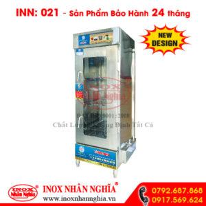 Tủ hấp thực phẩm mẫu 021