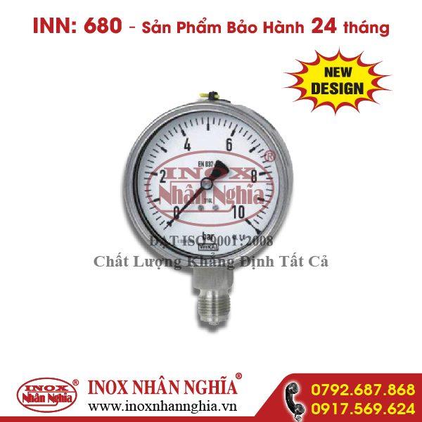đồng hồ gas chính hãng