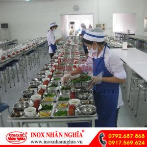 bếp tập thể dành cho khu ăn công nghiệp