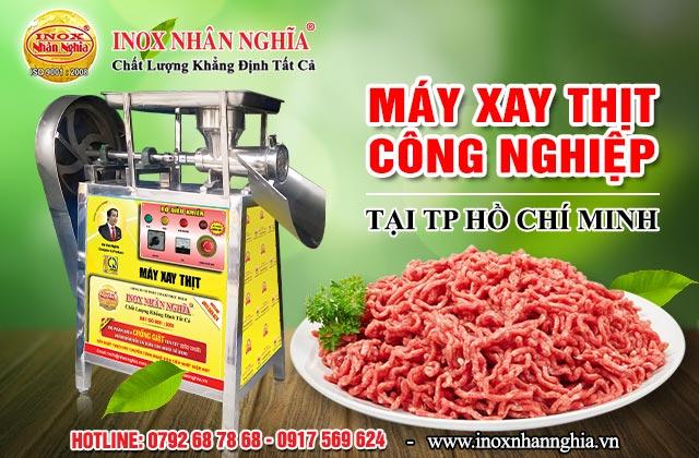 máy xay thịt tphcm