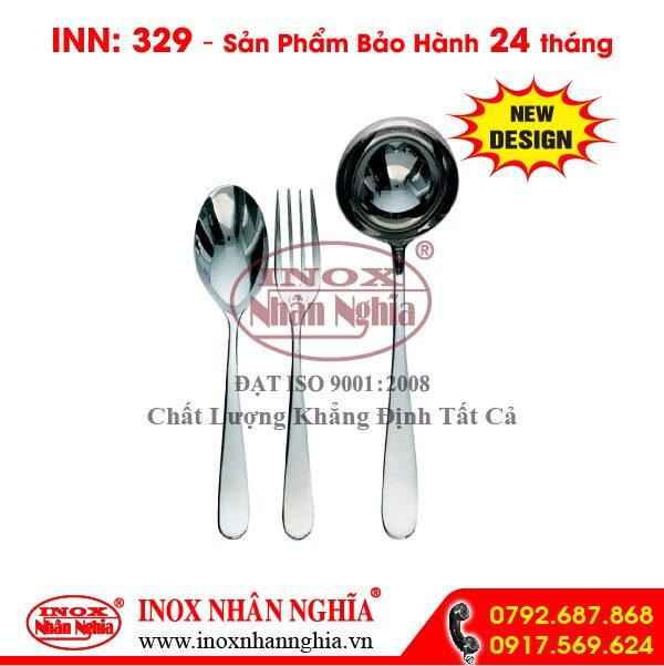 Muỗng - nĩa inox