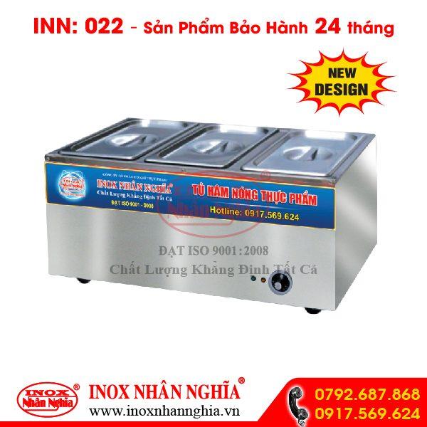 Tủ hâm nóng thực phẩm 022