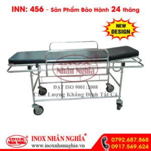 Xe đẩy bệnh nhân mẫu 456