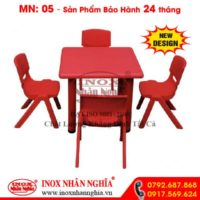 bộ bàn ghế học sinh 05