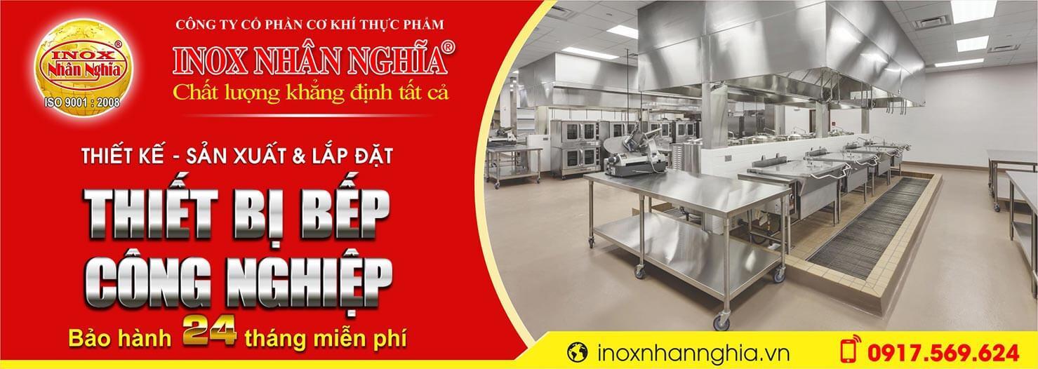 banner thiết bị bếp công nghiệp