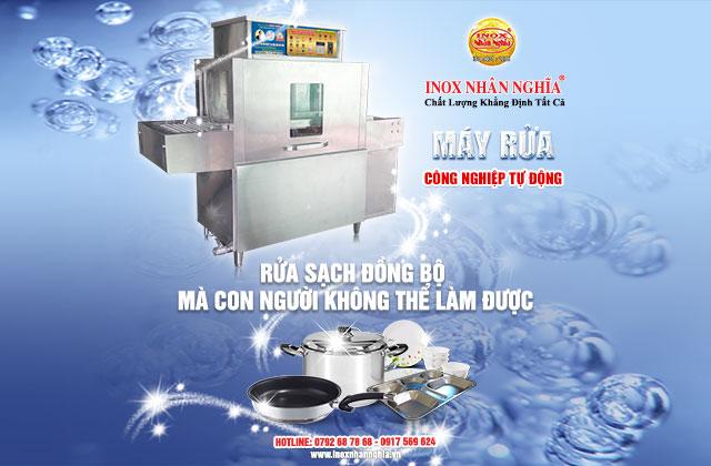 máy rửa chén bát công nghiệp giá tầm trung