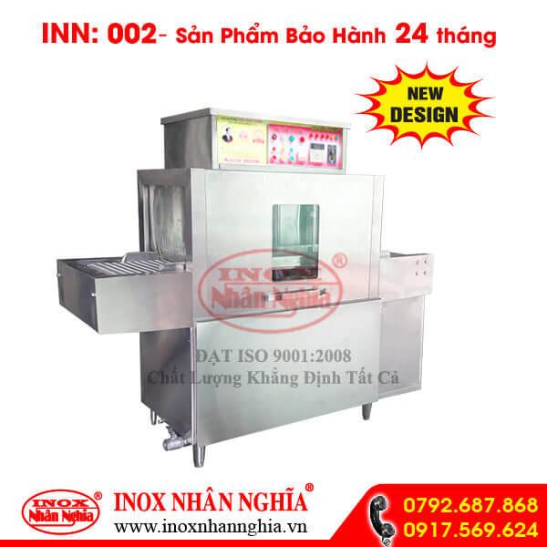 máy rửa chén công nghiệp loại trung