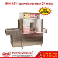 Máy rửa chén công nghiệp loại nhỏ