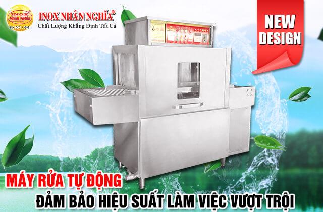 hiệu suất vượt trội với máy rửa bát công nghiệp giá rẻ