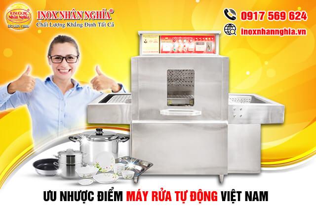 máy rửa chén dĩa công nghiệp chất lượng và tiện ích