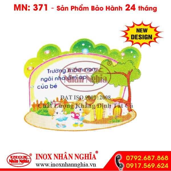 Bảng môi trường thân thiện 371
