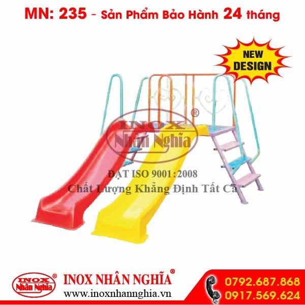 Cầu trượt mầm non 235