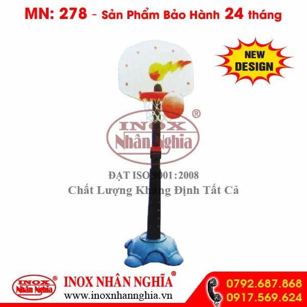 Đồ chơi nhựa cao cấp MN278