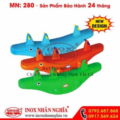 Đồ chơi nhựa cao cấp MN280