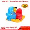 Đồ chơi nhựa cao cấp MN281