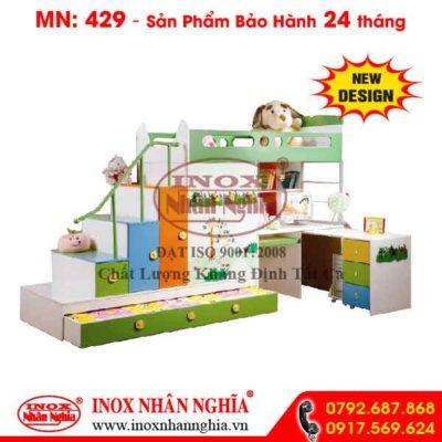 Giường tầng MN429