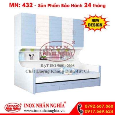 Giường tầng MN432