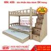 Giường tầng MN435