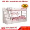 Giường tầng MN436