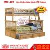 Giường tầng MN439