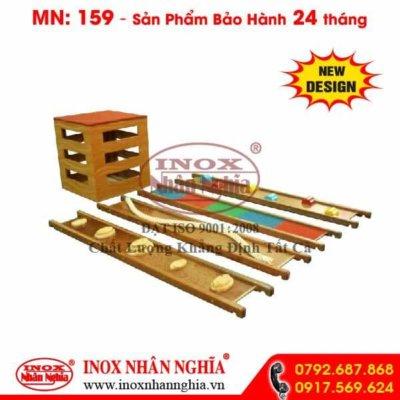 Dụng cụ tập thể dục bằng gỗ