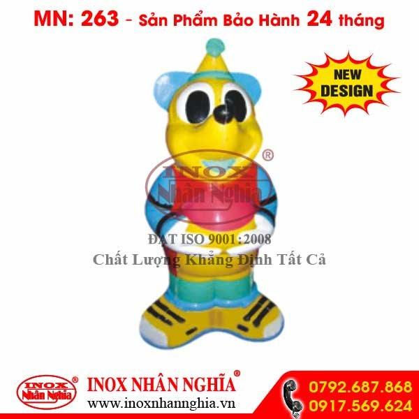 Thùng rác composite MN263