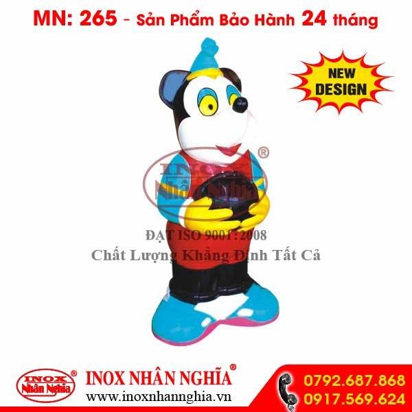 Thùng rác composite MN265