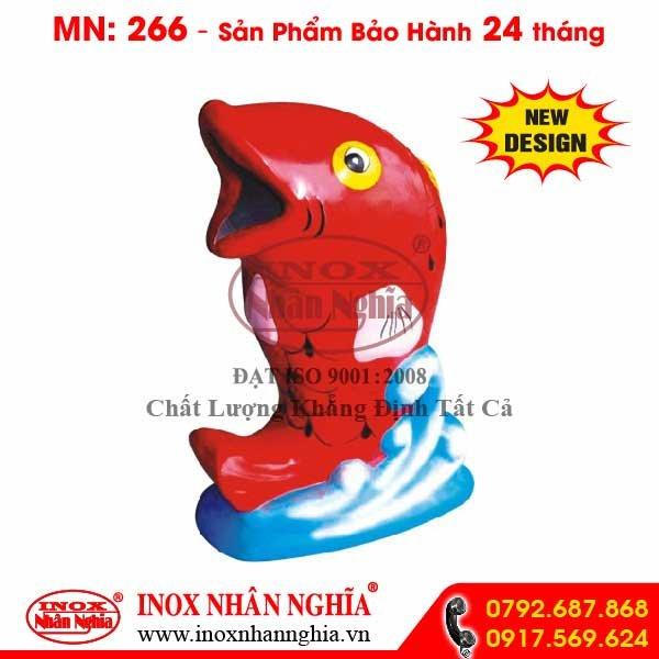 Thùng rác composite MN266