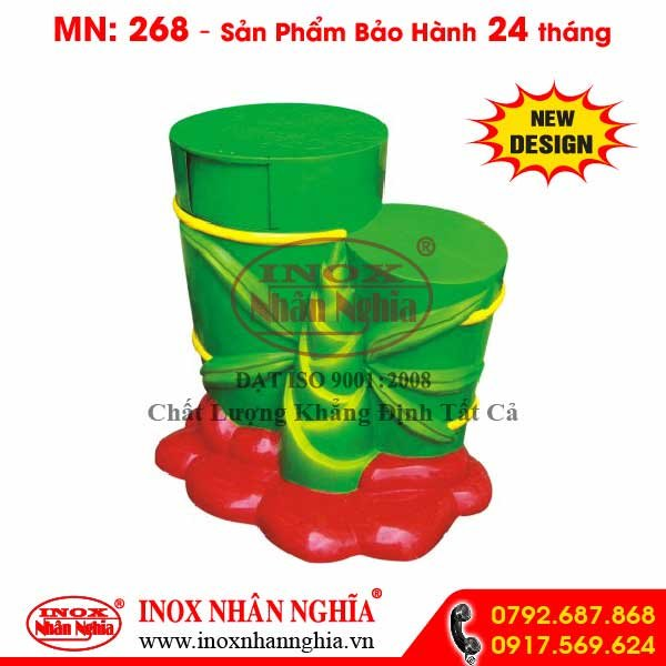 Thùng rác composite MN268
